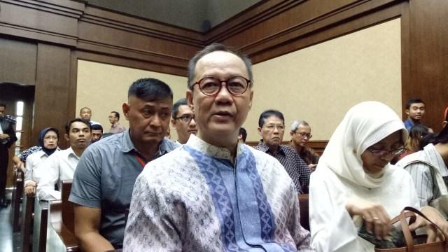 Kasus BLBI, Eks Kepala BPPN Didakwa Rugikan Keuangan Negara Rp 4,58 T (5233)