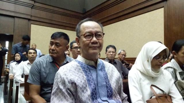 KPK Perpanjang Pencegahan Bos PT Gajah Tunggal (4037)