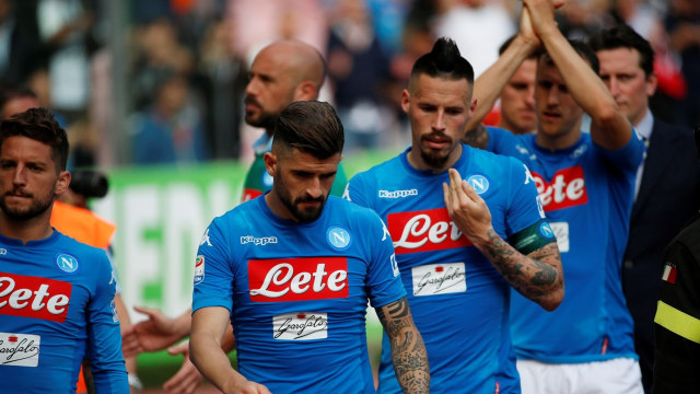 Napoli Bisa Jadi Tim Musafir di Liga Champions (54920)