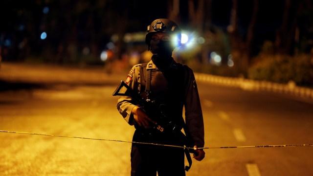 Teror Surabaya: Pelajaran Seharga Nyawa (284615)