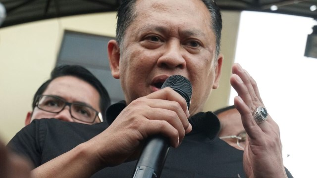 Bambang Soesatyo dan Tito Karnavian