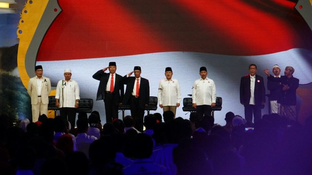 Debat publik kedua cagub-cawagub Jabar.