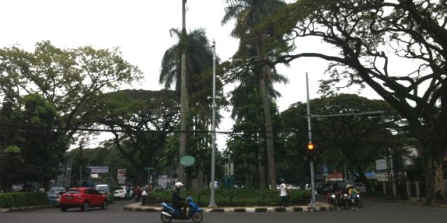 Pemkot Bandung Akui Car Free Day dan Car Free Night Gagal Kurangi Kendaraan (215486)