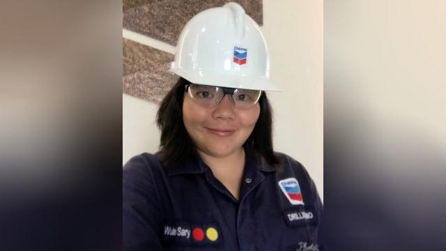 Kiprah Wulan Sary sebagai Team Leader Lapangan di Industri Migas (974827)