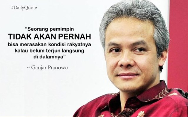 Unggul Di Berbagai Survei Terbaru, Bukti Ganjar Pranowo Dicintai Warga Jawa Tengah (699756)