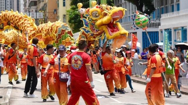 Festival Tin Hau di Hong Kong