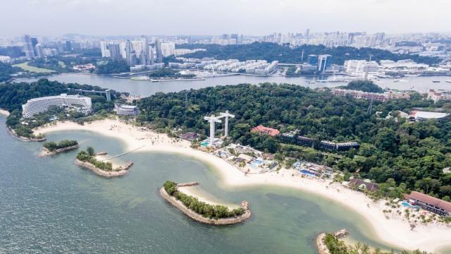Sentosa Island Singapore