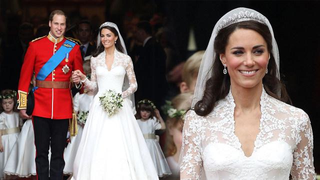 Pilih Mana: Gaun Pengantin Kate, Meghan, atau Putri Eugenie? (78835)