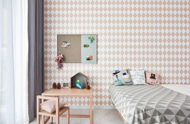 Wallpaper Kamar Anak Terbaik Solusi Kamar Anak Lebih Nyaman
