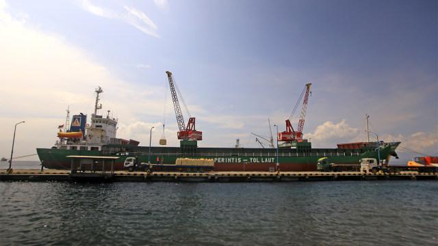 Pengusaha Kapal: Investasi Asing di Sektor Pelayaran Belum Dibutuhkan  (58788)
