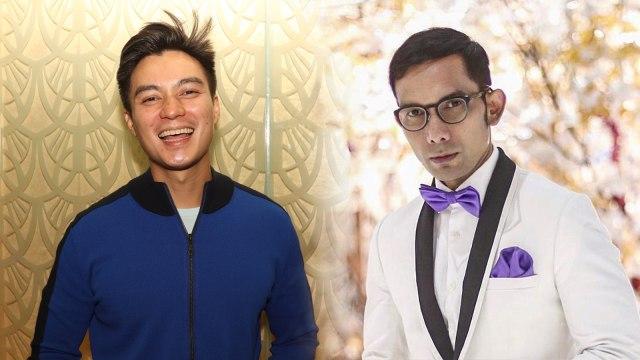 Baim Wong dan Indra Herlambang