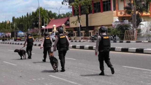Teroris di Unri Memiliki Hubungan Dekat dengan Penyerang Mapolda Riau (73007)