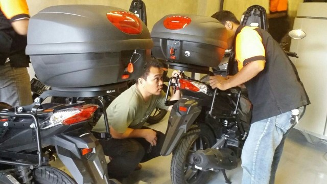 Boks motor