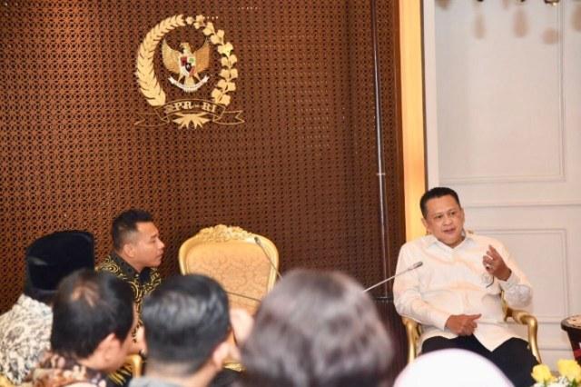Bamsoet Kutuk Pelaku Teror di Mapolda Riau (396797)