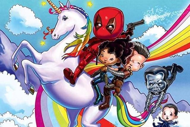 Film Deadpool 2 Bukan untuk Anak