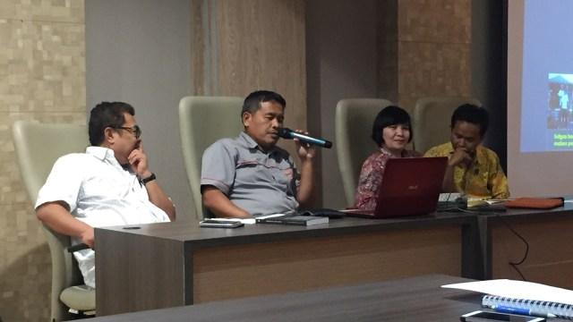 Diskusi Memutus Mata Rantai Gerakan Terorisme