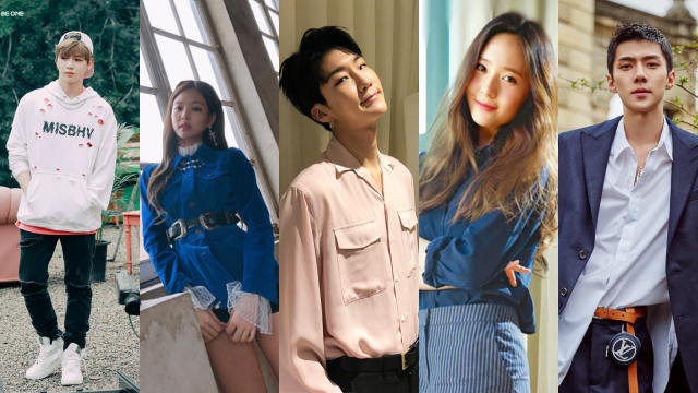 7 Idola K Pop Yang Memiliki Airport Fashion Terbaik Kumparan Com