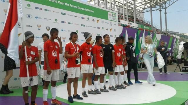 Piala  Dunia Anak Jalanan