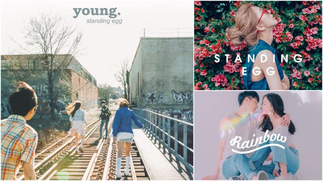 Eksklusif: Wawancara kumparan dengan Band Indie Korea, Standing Egg (104790)