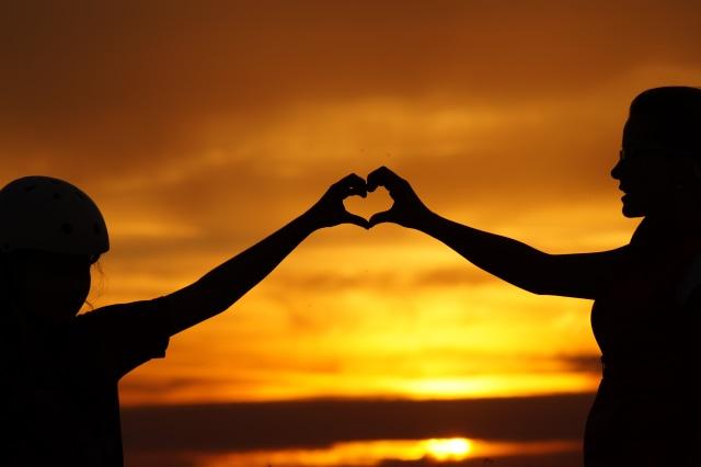 Ilustrasi kasih sayang