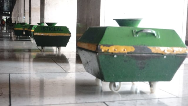 Pencuri Kotak Amal Masjid di Jonggol yang Terekam CCTV Ditangkap Polisi (49)