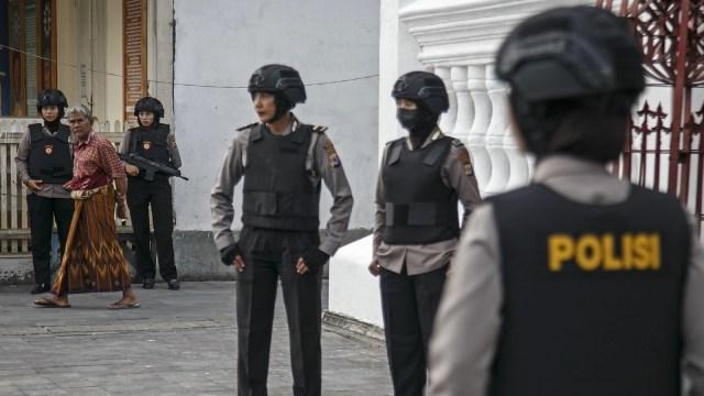 Macet hingga Erupsi Merapi Jadi Fokus Polisi Amankan Lebaran di Yogya (232203)