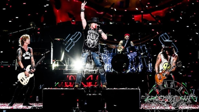 Selain Judas Priest, Ini 4 Band Cadas Favorit Jokowi (11603)