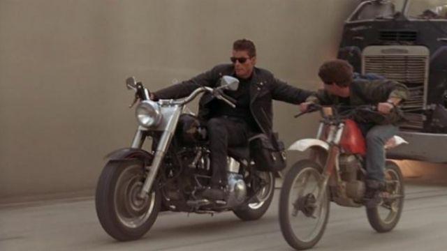 Harley-Davidson Bekas Terminator Dijual Rp 4 Miliar  (156750)