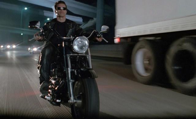 Harley-Davidson Bekas Terminator Dijual Rp 4 Miliar  (156751)
