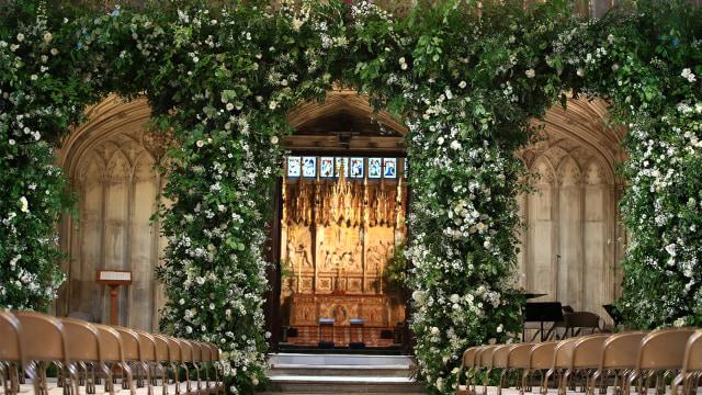 Persiapan Royal Wedding Harry & Meghan
