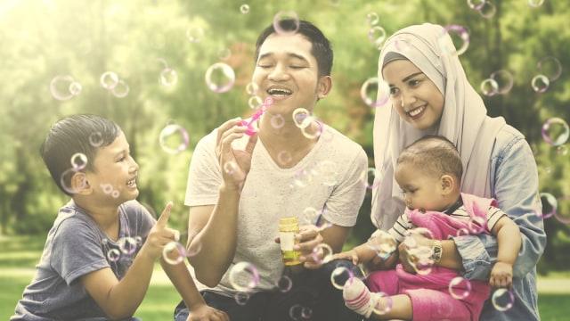 Makna Kasih Sayang Orang Tua Untuk Anak Kumparancom