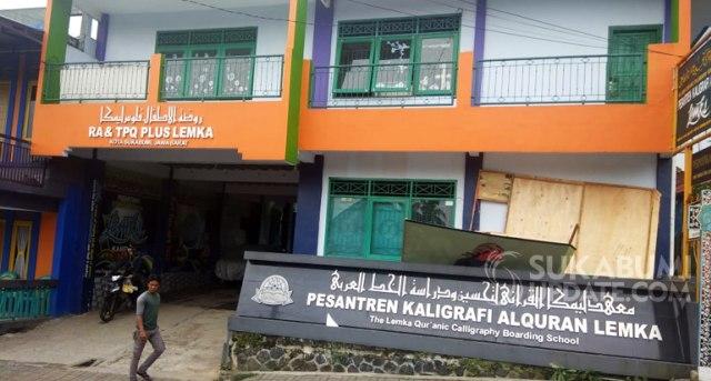 Ponpes Alquran Lemka Sukabumi: Cikal Bakal Pesantren Seni Kaligrafi (302123)