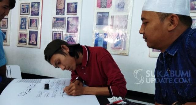 Ponpes Alquran Lemka Sukabumi: Cikal Bakal Pesantren Seni Kaligrafi (302124)