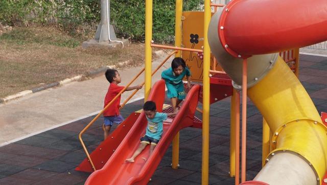 Guru Besar UI: Meski Kecil, Timbal di Taman Bermain Berbahaya (28667)