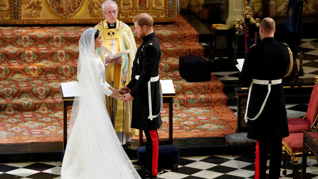 5 Fakta Menarik Royal Wedding Pangeran Harry dan Meghan Markle (166983)