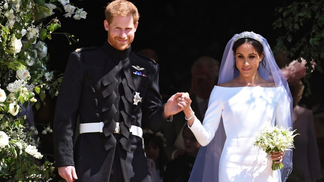 5 Fakta Menarik Royal Wedding Pangeran Harry dan Meghan Markle (166982)