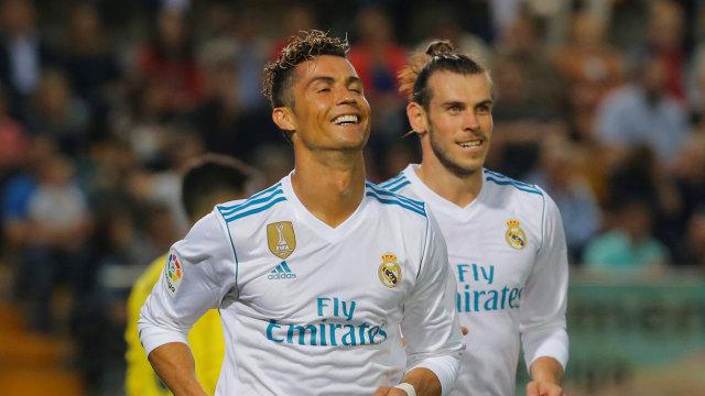 Ronaldo dan Bale
