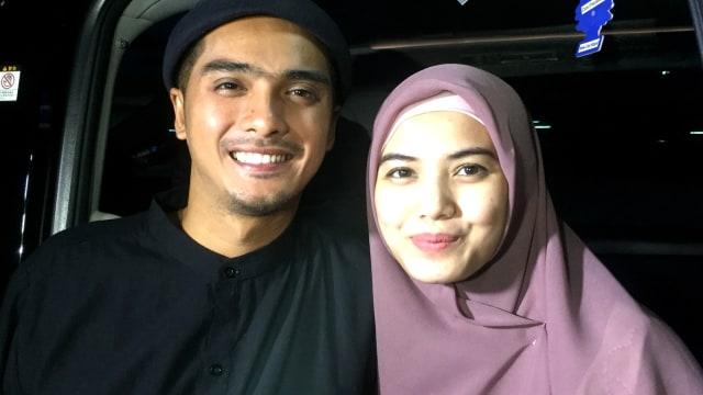 Mantap Hijrah, Ricky Harun Kerap Disapa 'Pak Haji' (170015)