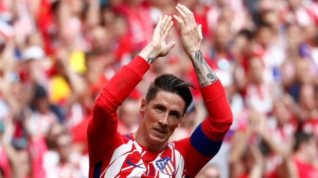 Tajam Semua! 6 Striker Hebat yang Pernah Perkuat Atletico Madrid (212782)