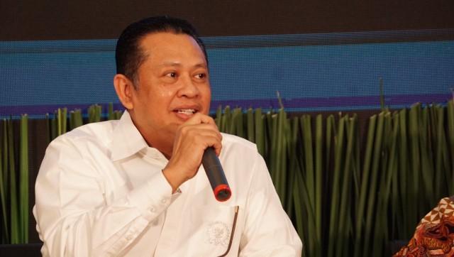 Ketua DPR, Bambang Soesatyo