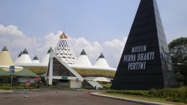 Perusahaan Singapura Gugat 5 Anak Soeharto Rp 548 M, Minta Museum di TMII Disita (240495)