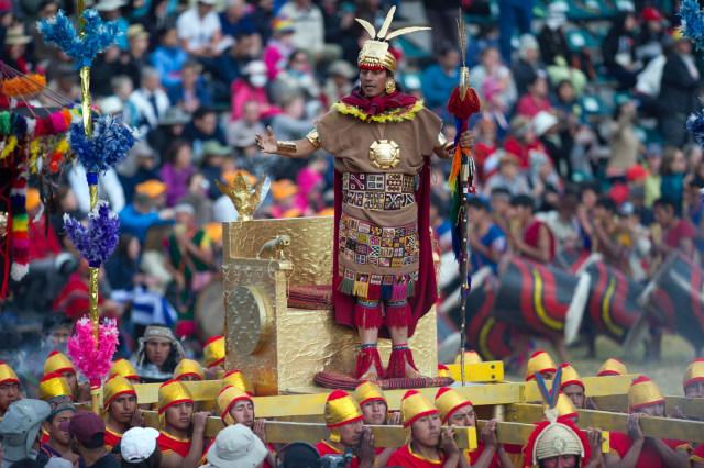Inti Raymi 4