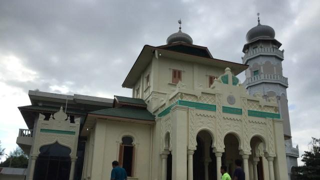 5 Masjid yang Bisa Kamu Kunjungi saat Menikmati Ramadhan di