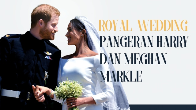 Infografik Royal Wedding