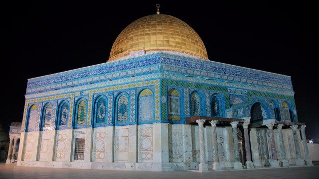 Masjid Al Aqsa, Yerusalem