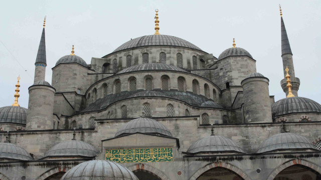 Blue Mosque, Turki