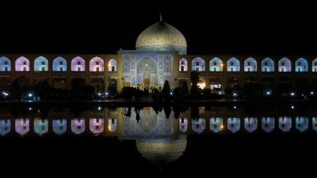 Masjid Sheikh Lotfollah, Iran