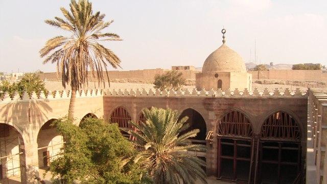 Masjid Aqsunqur, Mesir