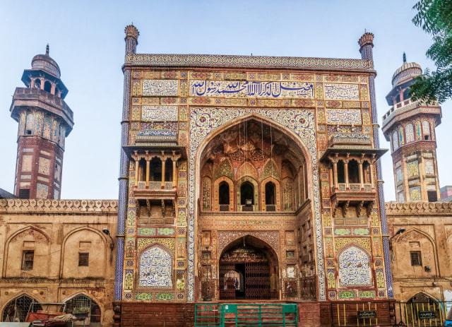 Masjid Wazir Khan, Pakistan