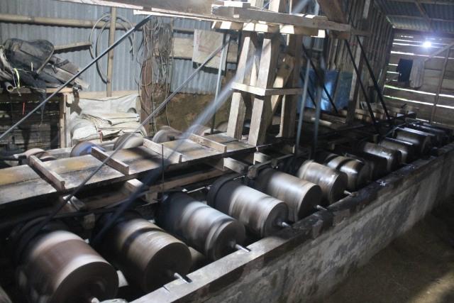 Emas Bermerkuri Menggetarkan Kampung Adat Cisitu Banten (44707)